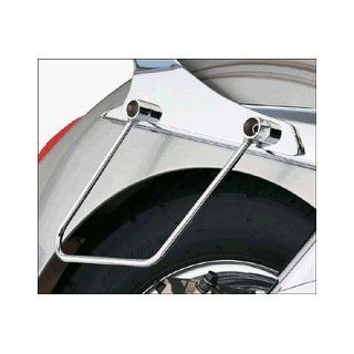 Honda VTX 1300/S Retro Cobra Saddlebag Guards Supports