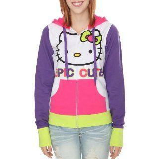 Hello Kitty Epic Cute Womens Hoodie Plus Size Size  XX