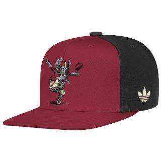 NCAA Alabama Crimson Tide Mascot Snapback Hat, One Size