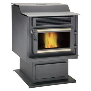 Pellet Stove Flame FP 45 Wood Pellet Burning Stove