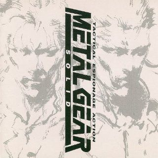 Metal Gear Solid Original Game Soundtrack (A & G   179