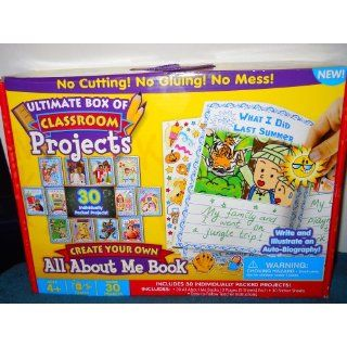 ULTIMATE BOX OF CLASSROOM PROJECTS [CREATE YOUR OWN ALL