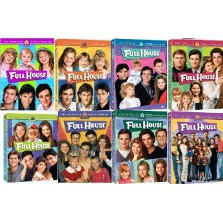 Full House Complete Series Seasons 1 8 1 2 3 4 5 6 7 8 32