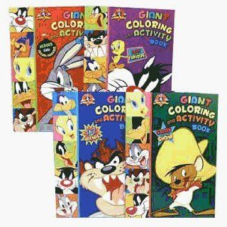 Looney Tunes 375737 Looney Tunes 96 Page Coloring Book