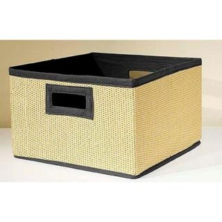 VP Home I Cubes Black Storage Baskets P Home I Cubes Storage Baskets