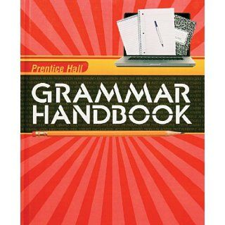 WRITING AND GRAMMAR 2010 GRAMMAR HANDBOOK + ANSWER KEY G08 PRENTICE