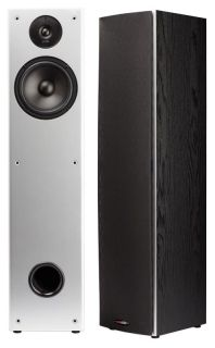 Pair M20 Black Floorstanding Speakers from Polk Audio