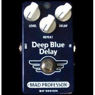 Mad Professor Custom Hand Wired Deep Blue Delay Pedal