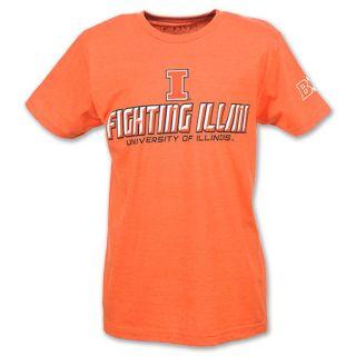NCAA Illinois Fighting Illini Team Pride Mens Tee Shirt