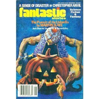 Fantastic Science Fiction & Fantasy Stories, January 1979 (Vol. 27, No