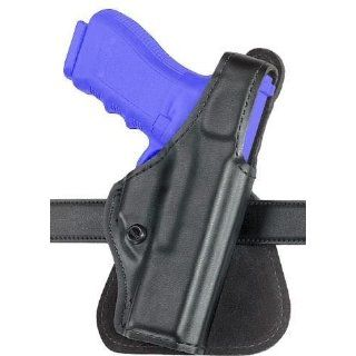 Paddle Holster   Plain Black, Right Hand 518 183 61