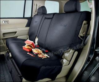 2012 Genuine Honda Pilot Durable Seat Covers 2nd Second Rear Row