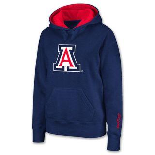 Arizona Wildcats Pull Over NCAA Womens Hoodie Team