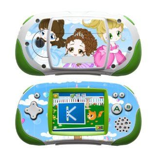 Little Princesses Design Protective Decal Skin Sticker for