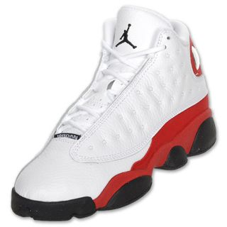 Boys Gradeschool Air Jordan Retro 13 Basketball Shoes