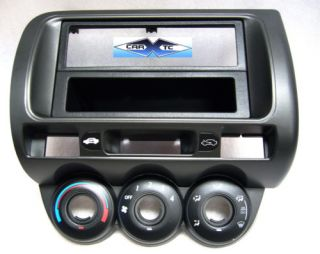 Honda Jazz Radio Stereo w Pocket Dash Kit 2007 2008