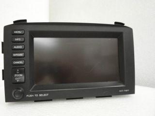 06 07 08 HONDA Pilot Navigation System OEM NAVI GPS LCD Display Screen