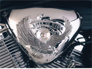 Honda Shadow VT600 VLX600 Chrome Air Cleaner Cover by Show Chrome 53