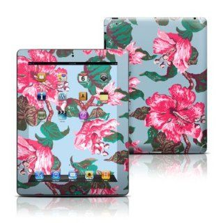 Vintage Hibiscus Design Protective Decal Skin Sticker for