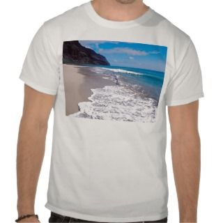 Beach Wedding Backdrop Shirt