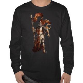 knight live trace 1, Full Armor of God, BroadcaShirts