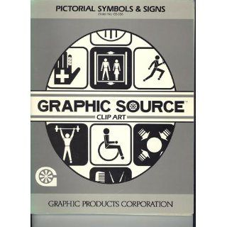 Graphic Source Pictorial Symbols & Signs Clip Art, No. GS