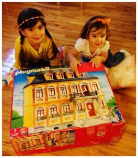Playmobil 5301 Grand Mansion Dollhouse Brand New