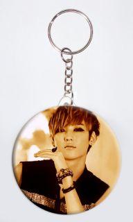 Kiss Kevin Woo Neverland Dongho Hoon Eli Korean Singer 1 Key Chain