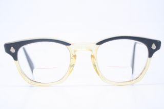 vintage horn rimmed eye glasses Johnny Depp American optical arnel