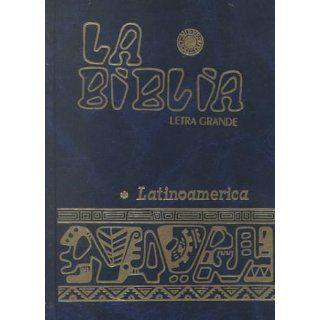 La Biblia Letra Grande (Spanish Edition) MInisterio Biblico