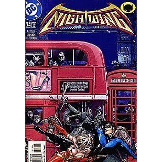 Nightwing (1996 series) #74: DC Comics: Books