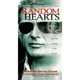 Random Hearts [VHS] Harrison Ford, Kristin Scott Thomas
