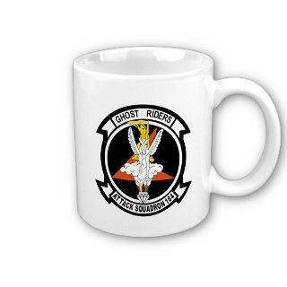 VA 164 Ghos Riders Mugs