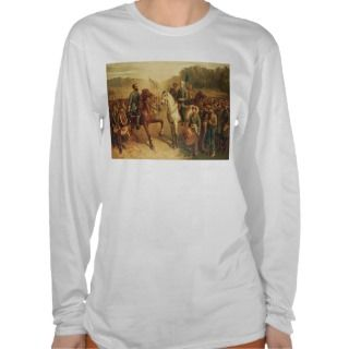 The Last Meeting Between General Lee and Jackson Tee Shirts