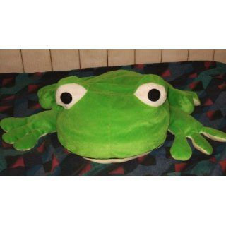 Little Brownie Bakers Large Plush Frog