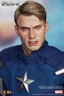 Hot Toys Movie Masterpiece The Avengers 2012 Captain America Chris