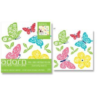 Lot 26 Adorn Multi Use Adhesive Wall Graphics   Four