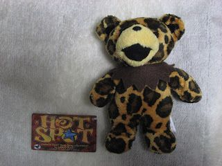 Hot Spot Edition 14 Grateful Dead Bean Bear