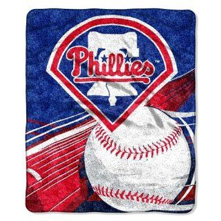 BSS   Philadelphia Phillies MLB Sherpa Throw (Big Stick