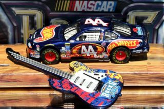 Hot Wheels Racing Nascar Rocks America Hot Wheels #44 Pontiac Grand