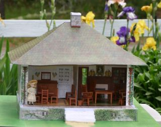 Daisy Lettie Lane Doll House Kit from 1912 LHJ Premium