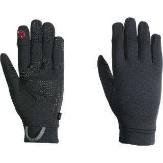 Scott Mens Ski Snowboard Liner Glove Liner T 32 Black XSmall