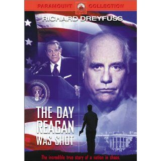 The Day Reagan Was Shot [VHS]: Richard Dreyfuss, Richard