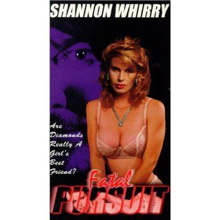 Fatal Pursuit [VHS]: L.P. Brown III, Shannon Whirry