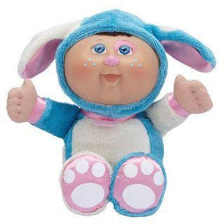 Cabbage Patch Kids *Cuties* Boy Doll in Blue Puppy Costume
