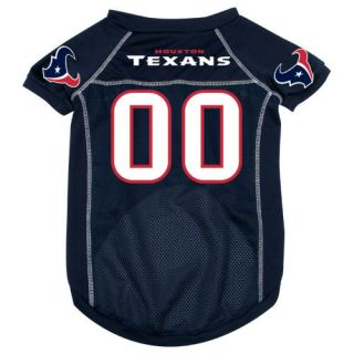 Houston Texans Pet Dog NFL Football Jersey Shirt