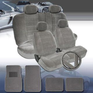 New Design Premium Grade Universal Size Car Seat Covers with Car Floor