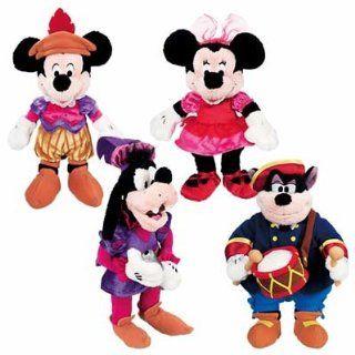 Disney Twelve Days of Christmas Plush Set # 3   Mickey