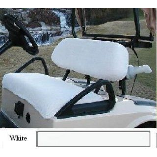 Two Piece Golf Cart Seat Covers ( Club Car Golf Car 2000