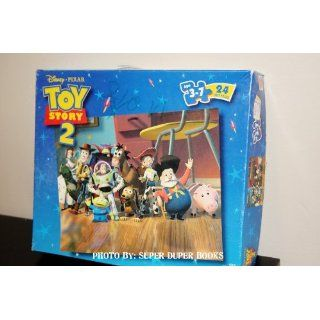 Disney Pixar Toy Story Puzzle Featuring Buzz Lightyear and